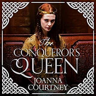 The Conqueror's Queen                   By:                                                                                                                                 Joanna Courtney                               Narrated by:                                                                                                                                 Katie Scarfe                      Length: 13 hrs and 4 mins     9 ratings     Overall 4.3