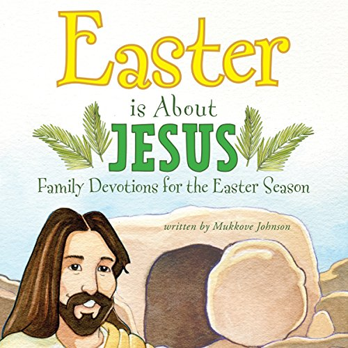 Easter Is About Jesus cover art