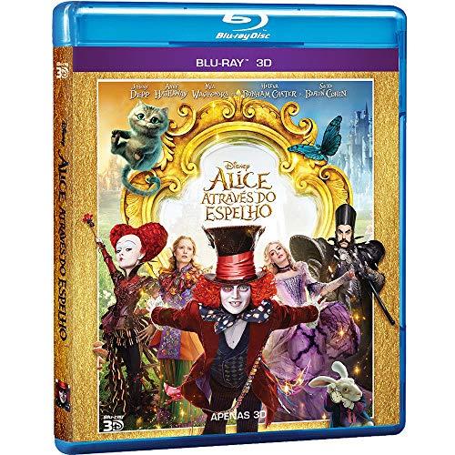 Alice Através do Espelho 3D