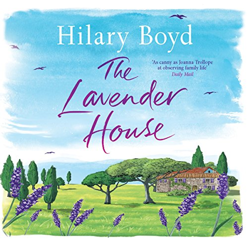 The Lavender House audiobook cover art