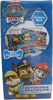 Nickelodeon PAW Patrol Reversible Standard Pillowcase