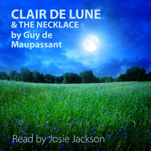 'Clair De Lune' and 'The Necklace' cover art