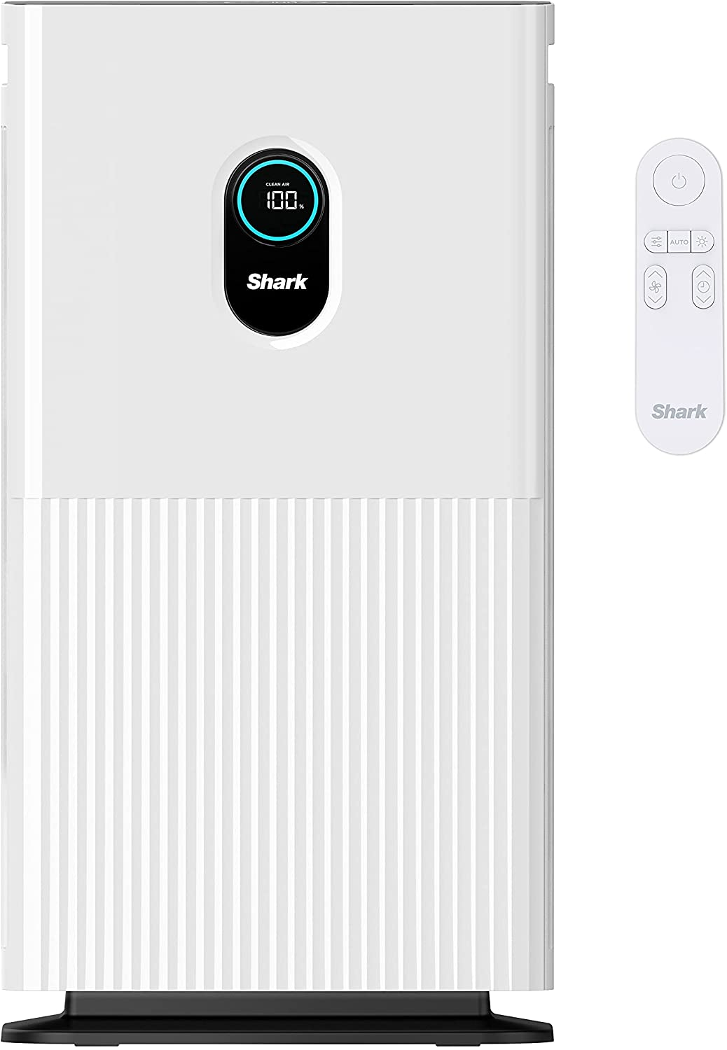 Shark HE601 Air Purifier 6 True Manufacturer regenerated product HEPA up 1200 Covers Square Credence Fe to