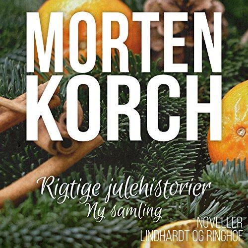 Rigtige julehistorier - ny samling cover art