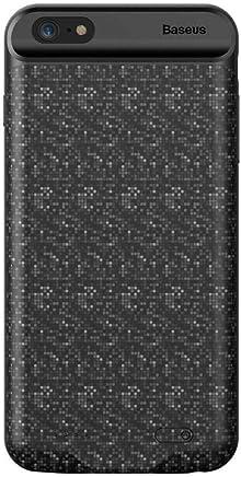Capa Carregadora Baseus Plaid 7300 mAh para iPhone 7/8 Plus