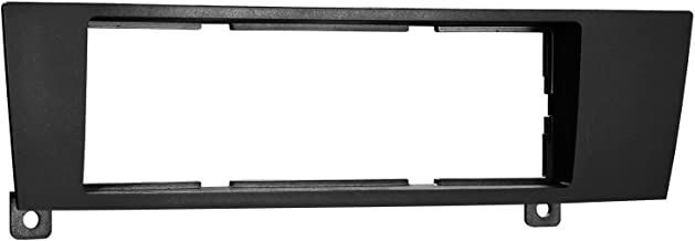 Metra 99-9306B Single DIN Installation Dash Kit for 2008-2010 BMW 1 Series (Matte Black)