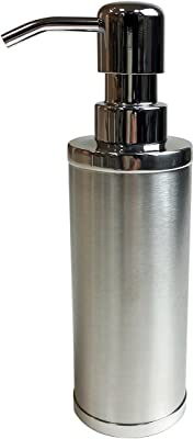 センコー シャロン ソープボトル 容量約280ml シルバー 12211