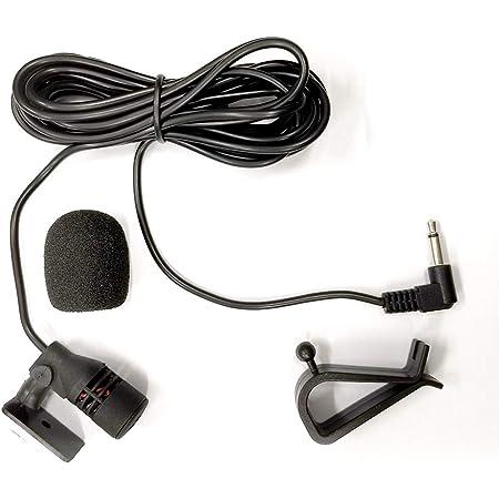 3 5 Mm Montage Mikrofon Für Fahrzeug Mit Elektronik