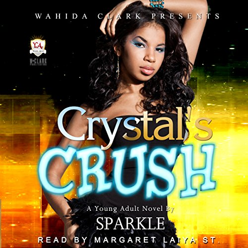 Crystal's Crush audiobook cover art