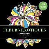 Black premium Fleurs exotiques