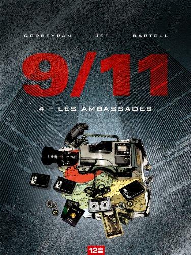 9/11 - Tome 04 : Les ambassades