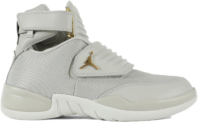 NIKE Jordan Generation 23 Mens Fashion-Sneakers AA1294-005_9 - Light Bone Light Bone-Summit White