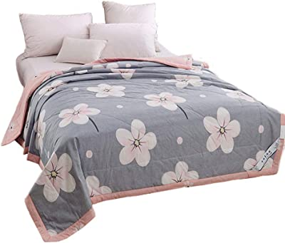 L-SLWI Bedding Spring and Summer Cool Breathable Duvet Cover,04,150200