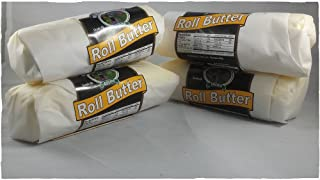 WALNUT CREEK ROLL BUTTER. SALTED. 8 OZ. PACK OF 4.