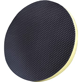 "JIANFA Clay Bar Pad 6"" Fine Grade Clay Pad for Polisher Clay Disc Clay Bar Wipe Foam Pad DA Polisher Pad for Car Detailing, Novel Detailing Tool"