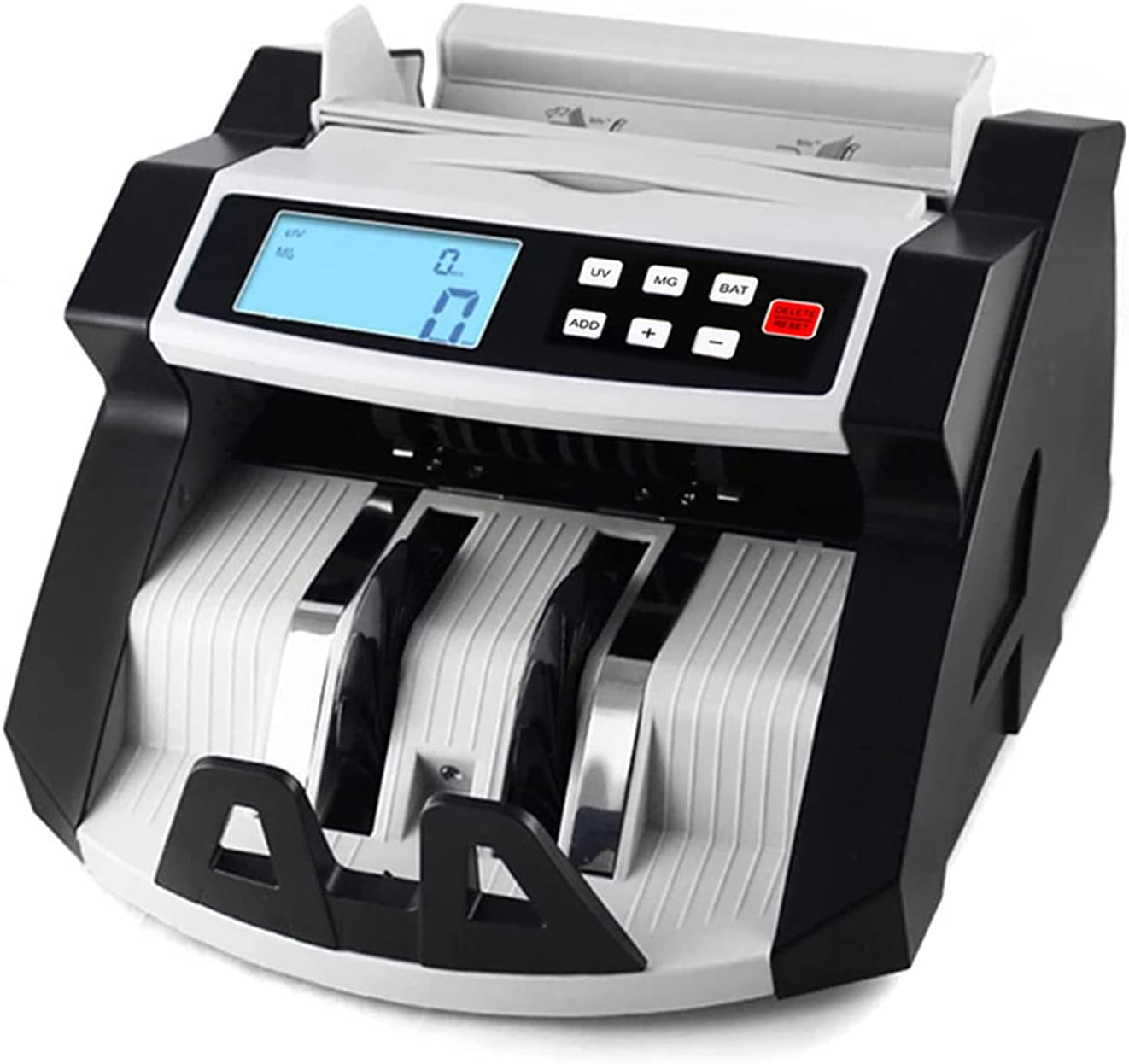 Dedication Aibesy Automatic Multi-Currency Rapid rise Cash Counter Banknote Money Bill