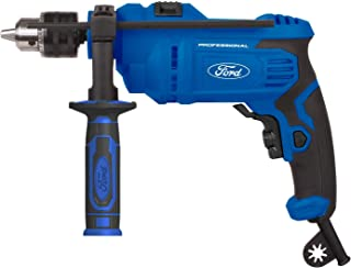 Ford Tools Professional Hammer Drill 800W, Blue, 13 mm, Fp7-0042