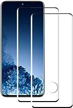 لحماية شاشة سامسونج جالاكسي S20 الترا اتش دي شفاف مقاوم للخدش 9H شاشة زجاج مقسى لسامسونج S20 الترا 5G 6.9