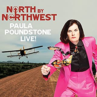 North by Northwest: Paula Poundstone Live! audiobook cover art
