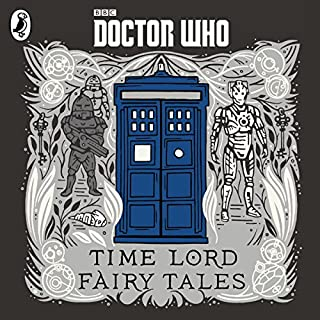 Doctor Who: Time Lord Fairy Tales cover art