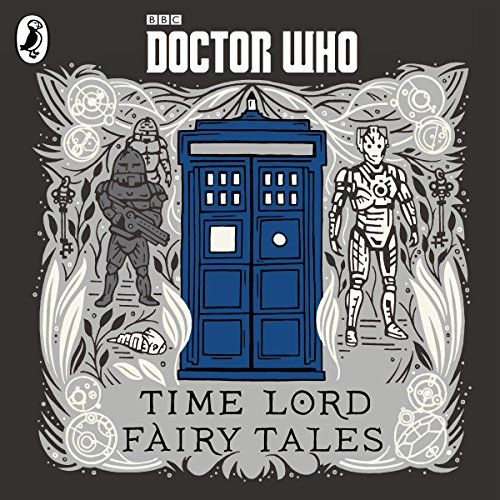 『Doctor Who: Time Lord Fairy Tales』のカバーアート