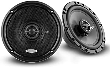 "$24 » Black Diamond Dia-65.2 6.5"" Coaxial Speaker 2 Way 120 Watts 4-Ohm (Sold in Pairs)"
