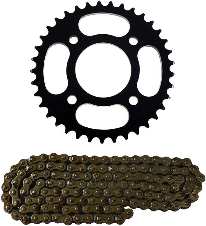 TDPRO 420 Import 58mm 37 Tooth Rear Link Sprocket 132 Drive Chain Arlington Mall