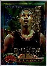 Basketball NBA 1993-94 Topps Finest #43 LaPhonso Ellis Nuggets