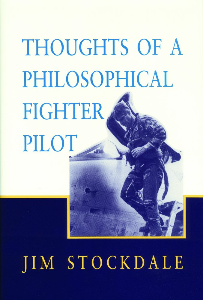 Image OfThoughts Of A Philosophical Fighter Pilot (Reprint Ed.)