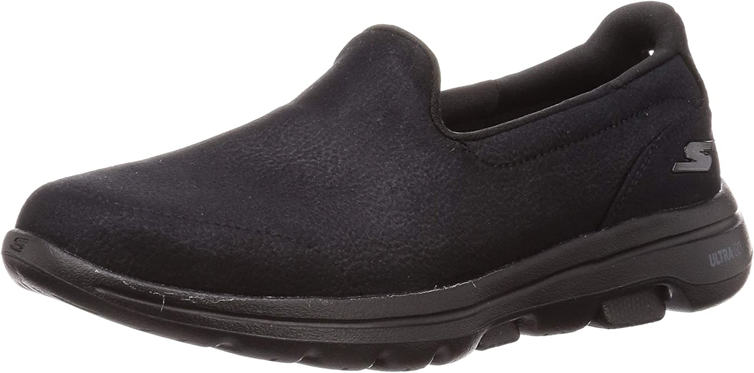 Skechers Women's Slip Brand new On Trainers Women Safety and trust US