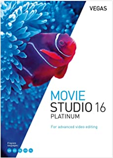VEGAS Movie Studio 16 Platinum [PC Download]