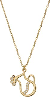 Kate Spade New York Women's Celestial Charm Aquarius Pendant Necklace