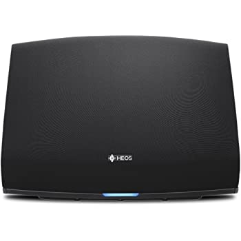 Denon HEOS 5 Wireless Speaker System w/Alexa (Series 2, Black)