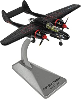 Air Force One Northrop P-61 Black Widow 1/144 Scale Scale Diecast Model