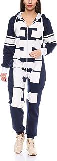 Crazy Age Jumpsuit Chill Overall One Piece strój domowy strój rekreacyjny jednoczęściowy całość strój bożonarodzeniowy