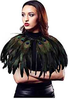 Best peacock feather wrap Reviews