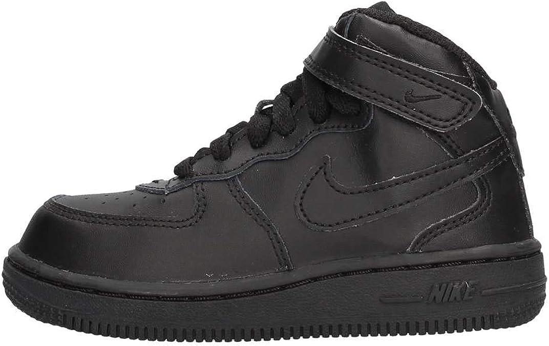 Amazon.com | [314197-004] Nike Force 1 MID (TD) Infants Shoes ...