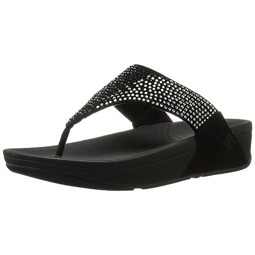 e582c7747b9 FitFlop Women s Flare Thong Sandal
