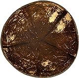 Cocovibes Kokosnuss Schale   Buddha Bowl   Deko Schüssel   1er, 2er und 4er-Sets   100% Natürlich (poliert) Handgemacht und Umweltfreundlich - 3