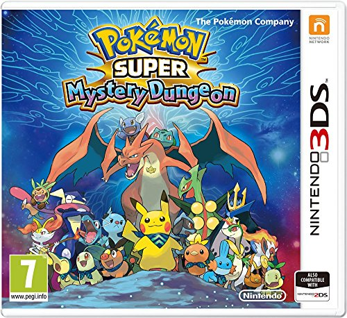 3Ds Pokemon Super Mystery Dungeon (Eu)