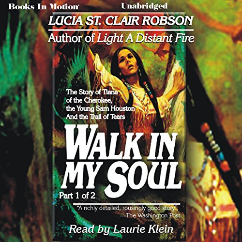Walk In My Soul audiobook cover art