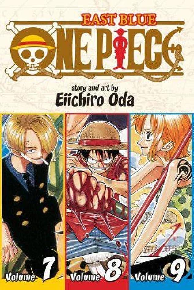 詐欺心のこもった発揮するOne Piece:  East Blue 7-8-9, Vol. 3 (Omnibus Edition) (One Piece (Omnibus Edition))