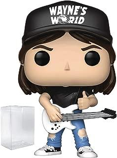 Funko Pop! Movies: Wayne's World - Wayne Campbell Vinyl Figure (Includes Pop Box Protector Case)