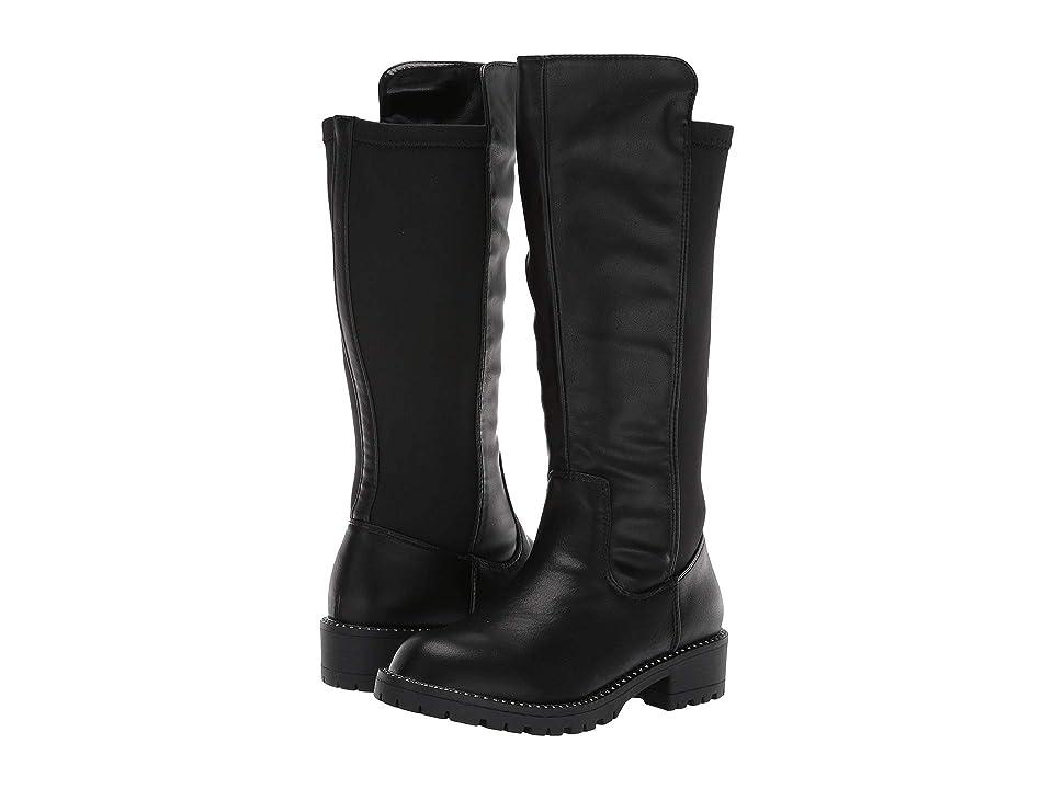 Steve Madden Kids Jellie Waterproof (Little Kid/Big Kid) (Black) Girls Shoes