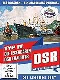 TYP - Die legendären DSR Frachter
