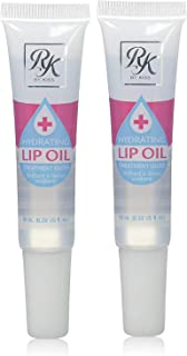 Ruby Kisses Hydrating Lip Oil Clear RLO01 (2 PACK)