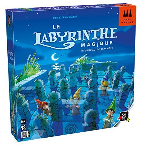 Schmidt Spiele Drei Magier Spiele 40848 - Das Magische Labyrinth, Kinderspiel des Jahres 2009