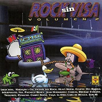 Rock Sin Visa, Vol. 2
