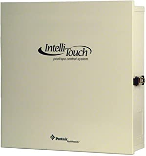 Pentair 521214 Intellitouch Power Center for Pools with IntelliChlor Transformer