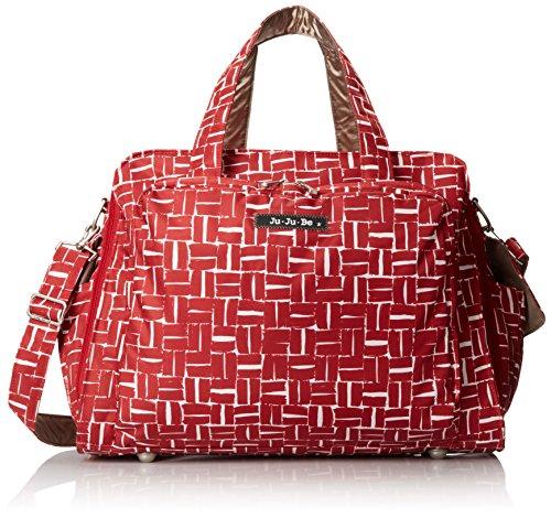 Ju-Ju-Be Be Prepared Diaper Bag, Syrah Syrah
